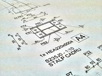 Dosar Xerox Plansa Arhitectura
